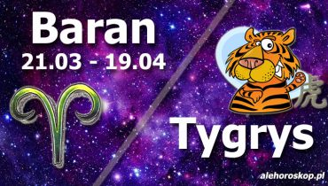 podwójna astrologia baran tygrys