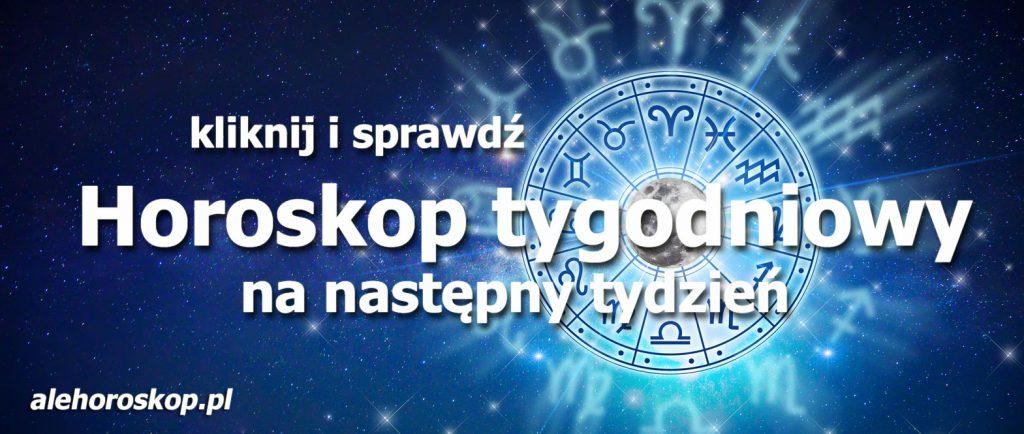 horoskop na następny tydzień